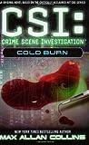 Cold Burn, Max Allan Collins, 0743444078