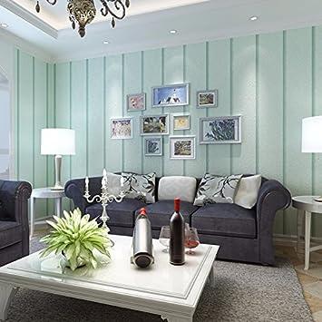 HUANGYAHUI Modernes, Minimalistisches Mediterranen Stil Non Woven Tapeten,  Wohnzimmer, Schlafzimmer, Esszimmer