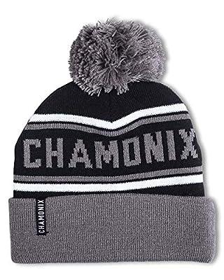 Chamonix Pom Beanie