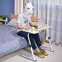 Dland Adjustable Laptop Bed Table