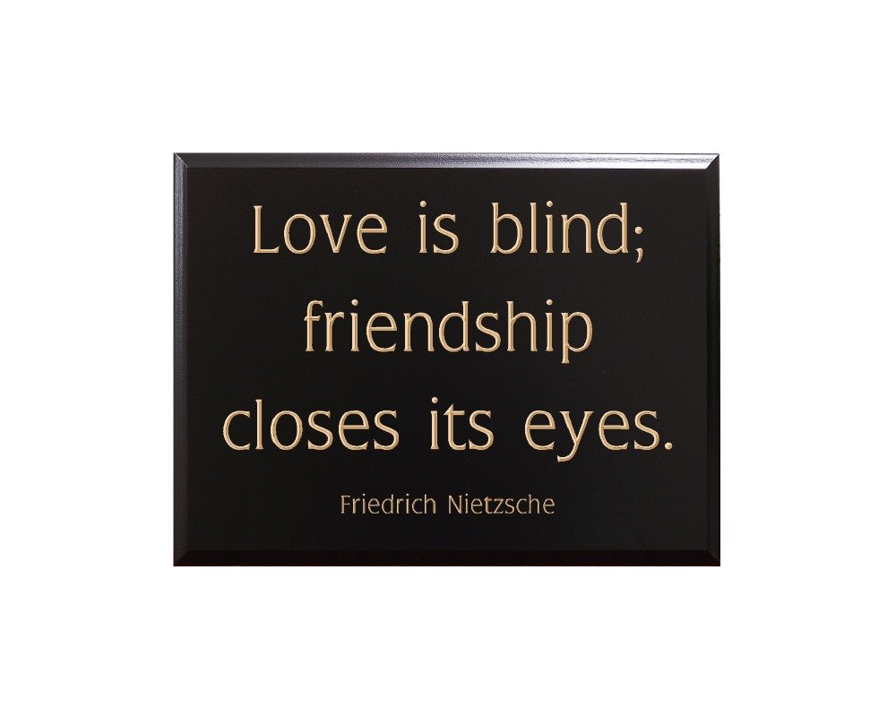 Amazon Timbercreekdesign Love Is Blind Friendship Closes Its