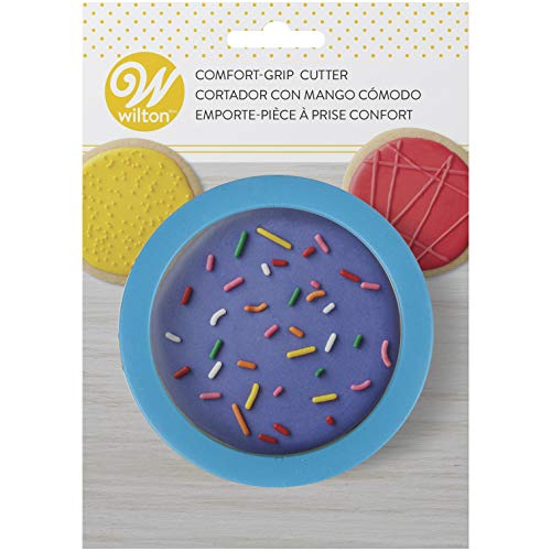 Wilton Comfort Grip Round Cookie Cutter