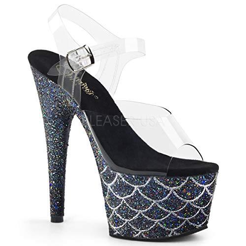 Pleaser BG Womens ADORE C Sandals 708MSLG wwRf8qOZx
