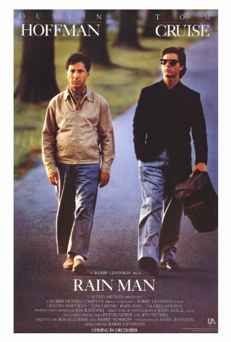 Rain Man 27x40 Movie Poster (1988)