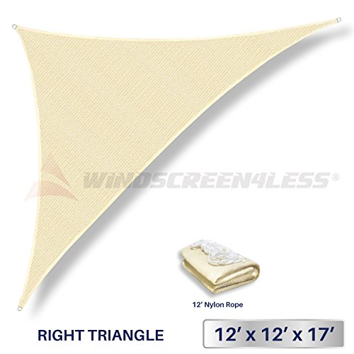 Windscreen4less Triangle Commercial Customized Available product image