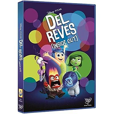 Del Revés (Inside Out) [DVD]