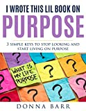 I WROTE THIS LIL BOOK ON PURPOSE