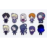 コトブキヤ ラバーストラップコレクション Fate/Zero chapter1 キャラクターストラップ BOX