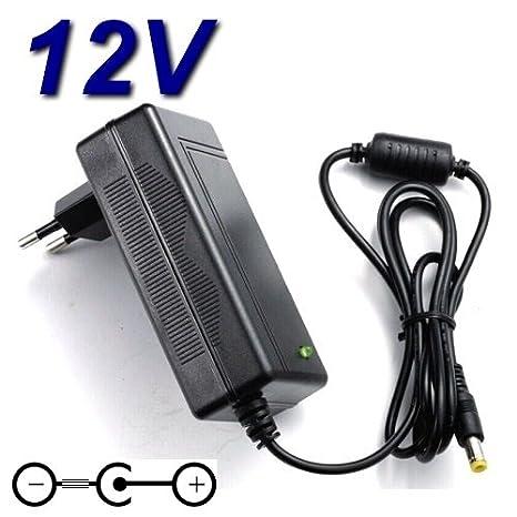 Top cargador® Adaptador alimentación cargador 12 V para ...