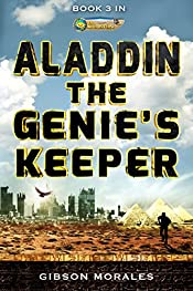 Aladdin: The Genie's Keeper (The Aldrinverse Book 3)
