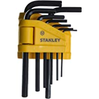 Stanley ST069251 8 Parça Allen Anahtar Takımı