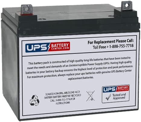Powerware 153302039-001 Replacement Battery
