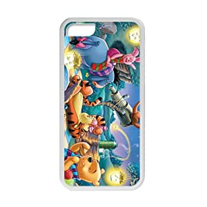 Tiger & Pooh Design Best Seller High Quality Phone Case For Iphone 5C