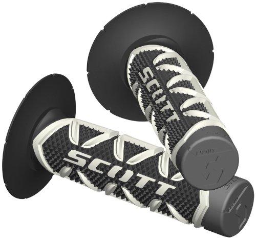 Scott USA Diamond Grip Gray/Black Black ()