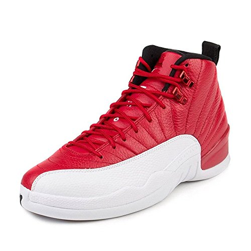 Skye Collier Breathable Athletic Sports Shoes Jordan Retro (141) Red and White Fashion Sneakers ()