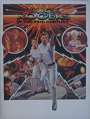 Buck Rogers in the 25th Century 1979 original movie program -NOT A DVD-
