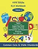 Fifth Grade ELA Volume 4, Todd Deluca, 1494860600