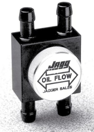 Jagg Oil Cooler Oil By-Pass Valve for All Oil Coolers