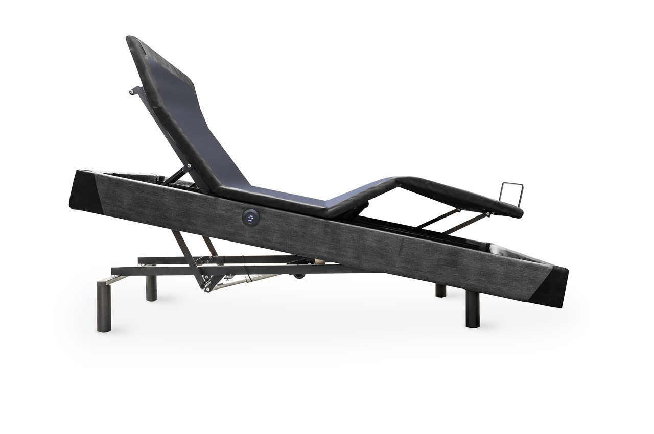 Elevation GLIDEAWAY Adjustable Bed The Latest in Adjustable Bed Technology (Split Cal King) by Elevation