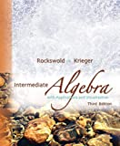img - for Intermediate Algebra with Applications and Visualization (3rd Edition) book / textbook / text book