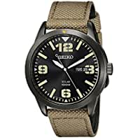 Seiko\x20Men\x26\x23039\x3Bs\x20SNE331\x20Core\x20Analog\x20Japanese\x20quartz\x20Beige\x20Solar\x20Watch