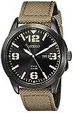 Seiko Men's SNE331 Core Analog Japanese quartz Beige Solar Watch