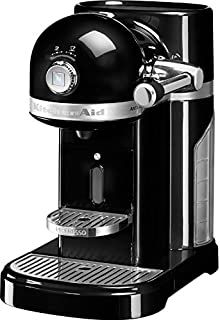 Kitchenaid Artisan Nespresso Coffee Machine Almond Cream