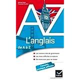 Anglais de A à Z (L')