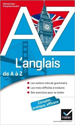 Amazon Fr L Anglais De A A Z Grammaire Conjugaison Et