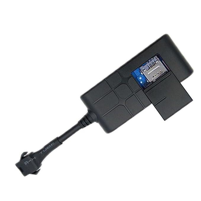 brlige Mini vehículo GSM GPRS GPS Tracker o coche vehículo tiempo real dispositivo de seguimiento Localizador TK102B alta precisión coche GPS Accesorios ...