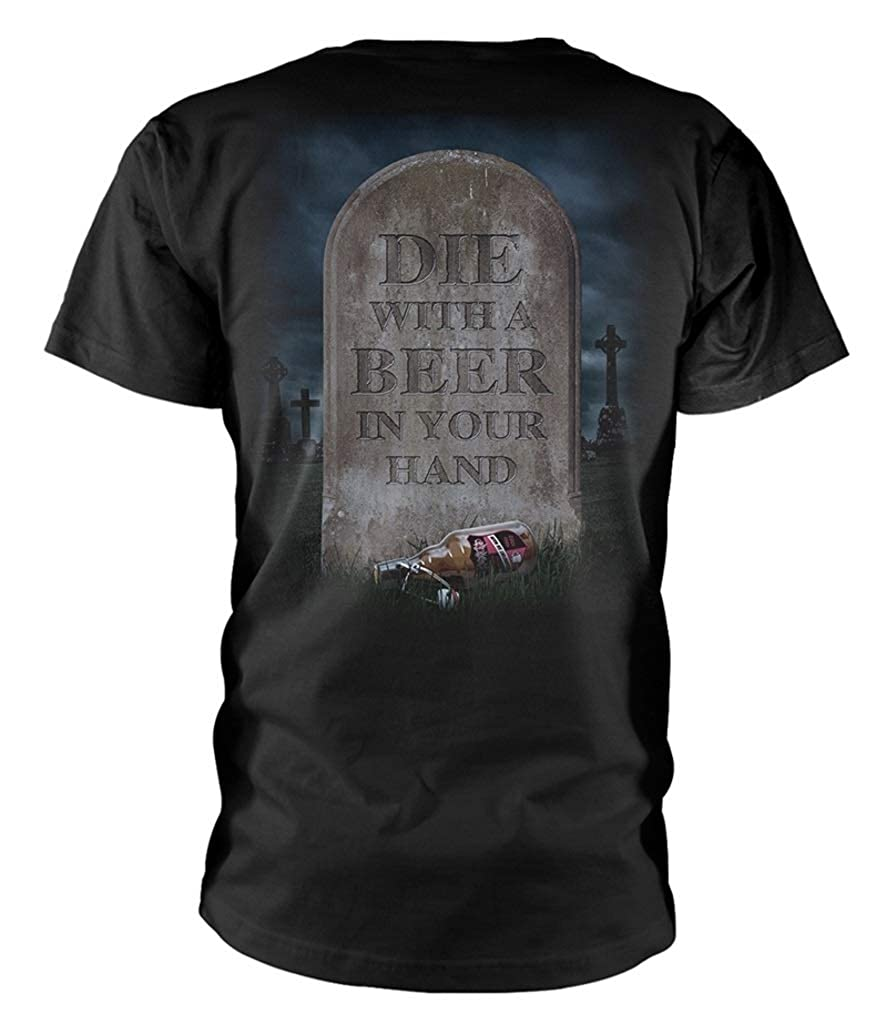 Tankard Die with A Beer T-Shirt