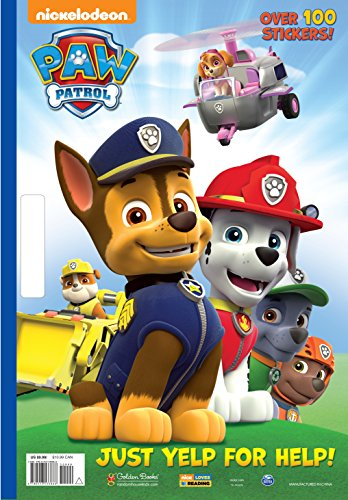 (Just Yelp for Help! (PAW Patrol))