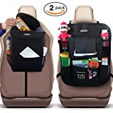 Best Baby Gear Baby Buddy Baby Car Seats - Car Trash Can + Seat Organizer: - Universal Review