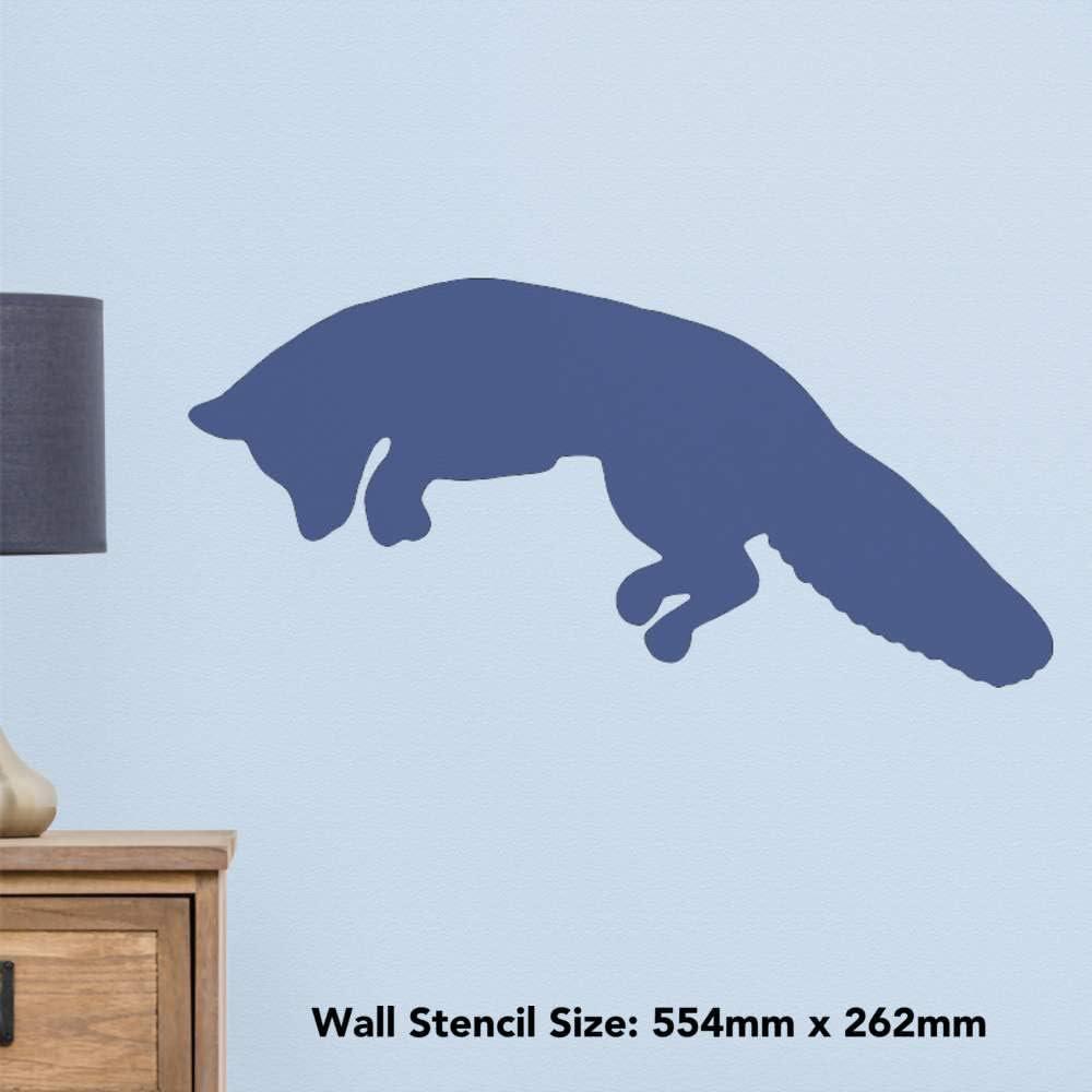 WS007614 /'Chameleon/' Wall Stencils Templates