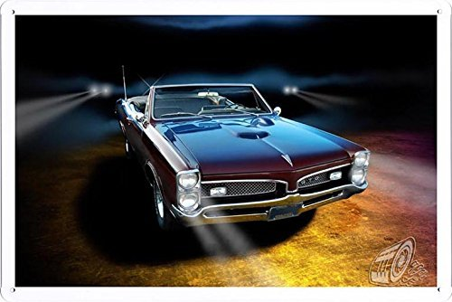 (Automobile Car Vehicle Metal Poster Plate Tin Sign by Jake Box (8