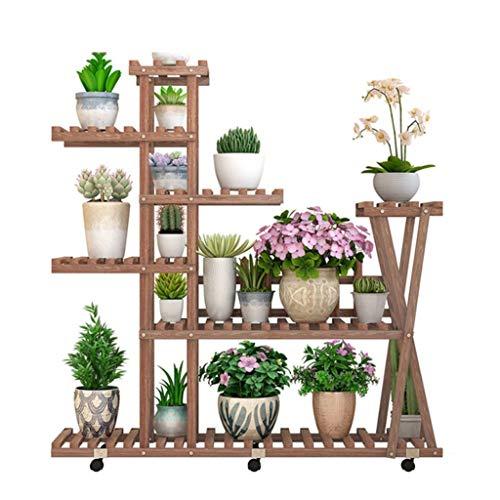Recinzione Stand Delle E Flower Cm Di Scaletta In Display Legno Piante Shelf Indoor 105x117x72 Stoccaggio Dimensioni Rack Outdoor Scarpa Antisettico Czqntzvw