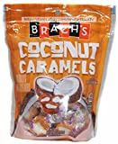 Brach's Coconut Caramels 8 oz Resealable Bag (2 Pack)