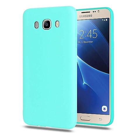 CoqueCase Funda Samsung Galaxy J5 2016 Silicona Suave ...