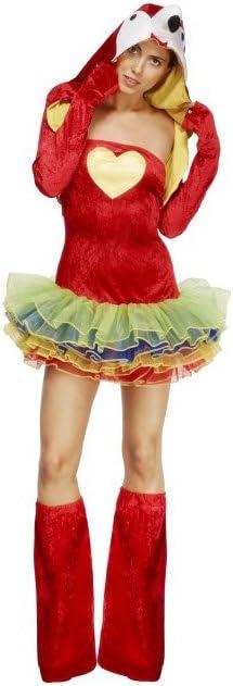 Smiffys Disfraz de Loro Fever para Mujer: Amazon.es: Juguetes y ...