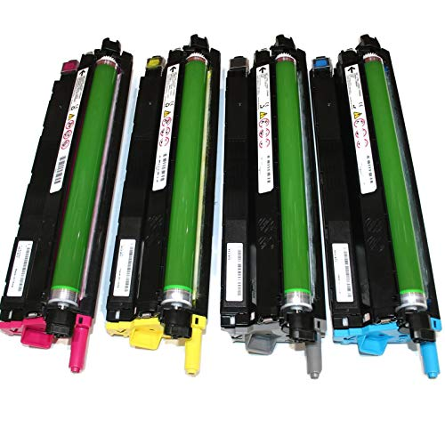 TM-toner Remanufactured 331-8434 4 Drum (Imaging Unit) for Dell C2660dn, C2665dnf, C3760dn, C3760n, C3765dnf, MFP S3845cdn & S3840cdn Color Laser ()