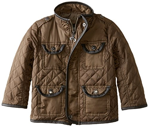 Urban Quilted Jacket - 6