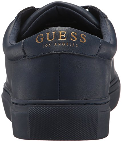 GUESS Men's Barette Sneaker Blue cheap sale 100% authentic SPR0Oj2