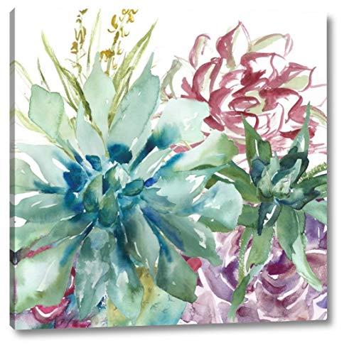 Succulent Garden Watercolor II by TRE Sorelle Studios - 15