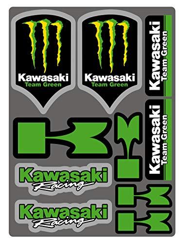 - KAWASAKI STICKER SHEET (CMKAW8X11)