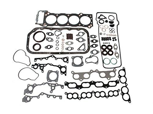 1994-2004 Toyota Tacoma, 4Runner, T100 2.4L, 2.7L I4 Eng. Codes 2RZFE, 3RZFE Full Gasket Set(graphite) Detoti Auto Parts