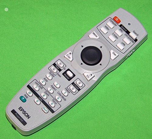 OEM Epson Projector Remote Control Shipped With Epson Models H265A, H266A by Epson