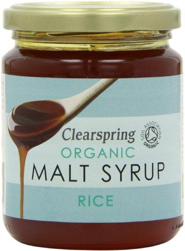 Organic Rice Malt Syrup 330g product image