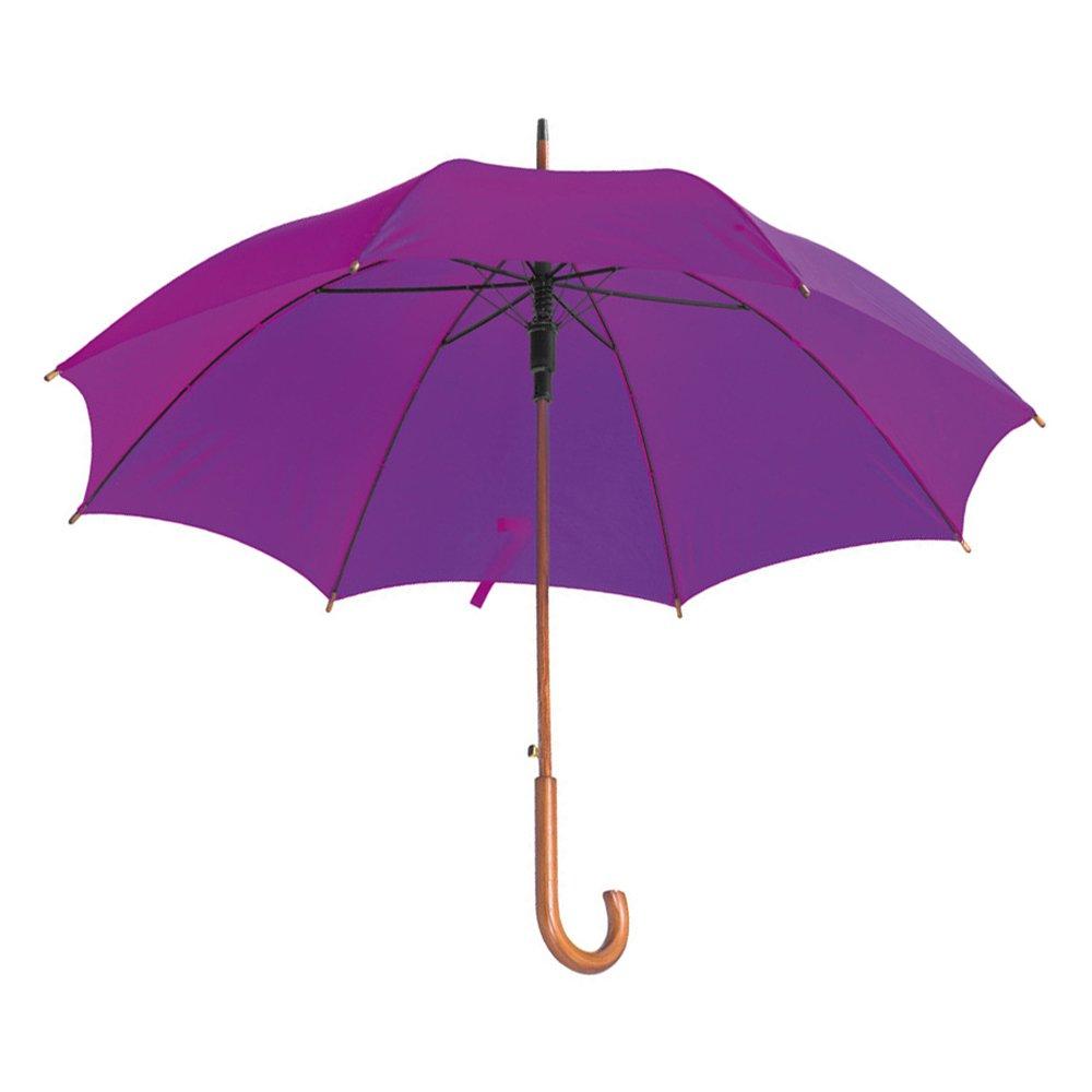 eBuyGB Parapluie pliant, blanc (Blanc) - 1270306