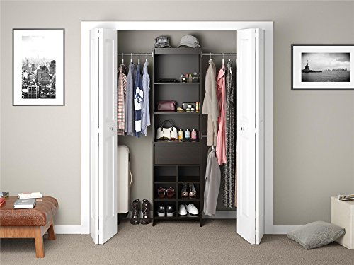 Ameriwood Home Adult Closet System, Espresso by Ameriwood Home (Image #3)