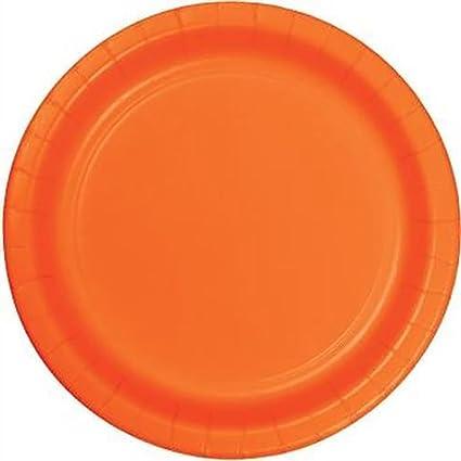 custom disposable paper plates